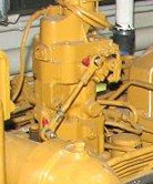 Caterpillar actuator linkage