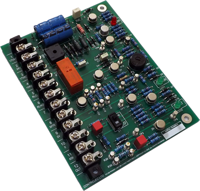 Contrelec Power Limit Mk II PCB (HGC P383T)