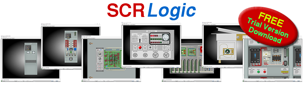 SCRLogic - The SCR Logic Training Simulator Software for Rig Electricians